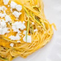 Passagem Gastronômica - Receita de Spaghetti com Molho de Abóbora