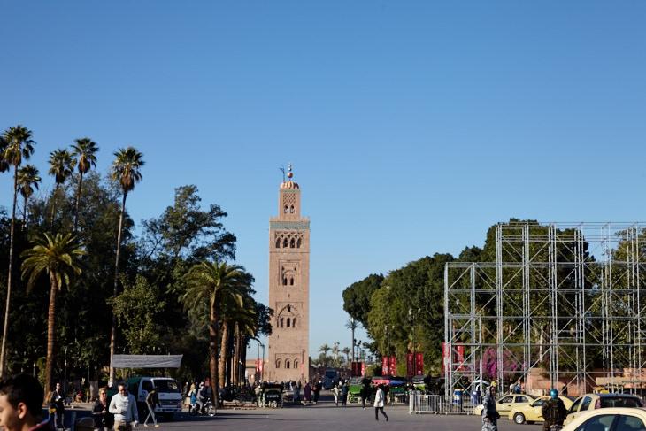 Passagem Gastronômica - Roteiro de Marrakech - Place Jemma-el-Fna