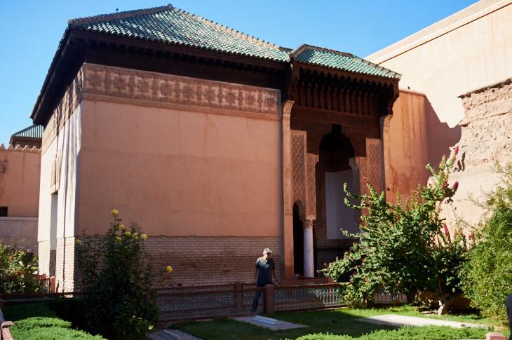 Passagem Gastronômica - Roteiro de Marrakech - Tombeaux Saadiens