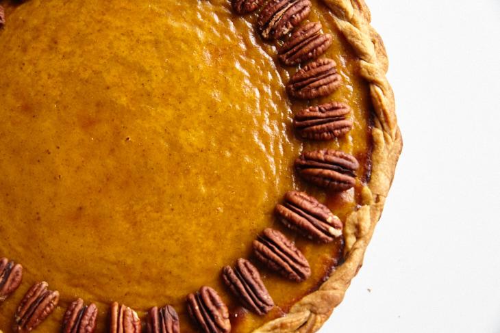 Passagem Gastronômica - Receita de Torta de Abóbora