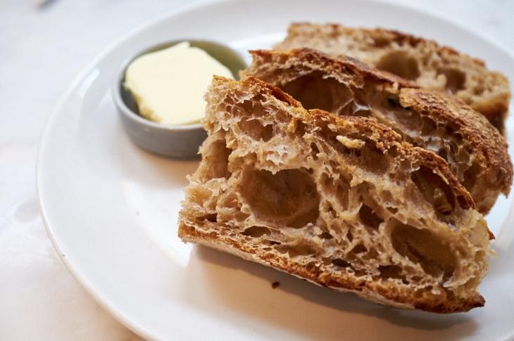 Passagem Gastronômica - Sourdough - Restaurante Lurra - Londres