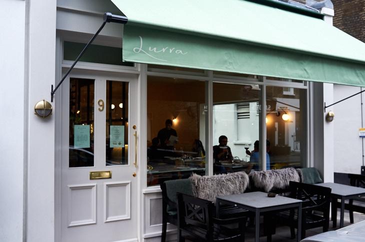 Passagem Gastronômica - Restaurante Lurra - Londres