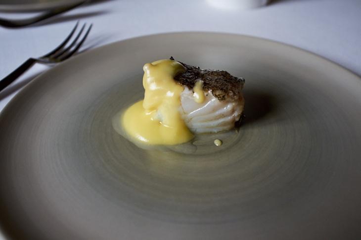Passagem Gastronômica - Peixe Grelhado - Asador Etxebarri - San Sebastian
