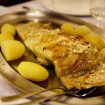 Passagem Gastronômica - Restaurante O Fuso - Lisboa