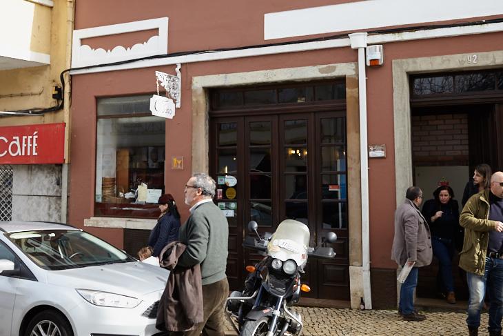 Passagem Gastronômica - Restaurante O Fuso - Portugal