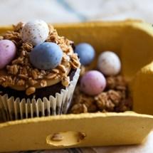 Passagem Gastronômica - Receita de Cupcake de Páscoa