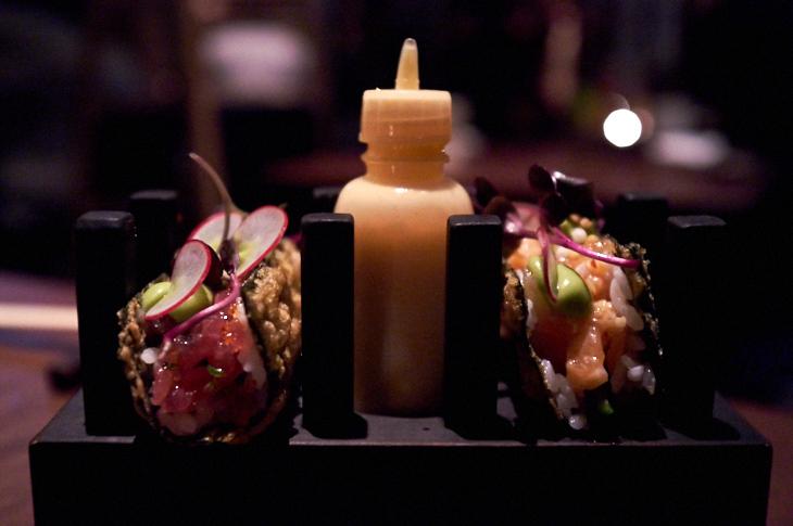 Passagem Gastronômica - Open Temakis - Restaurante Sosharu - Londres