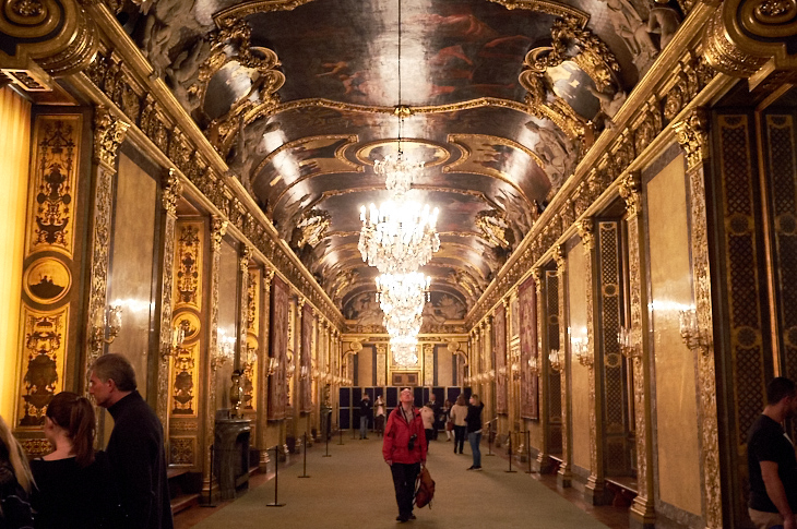 Passagem Gastronômica - Palácio Real Estocolmo