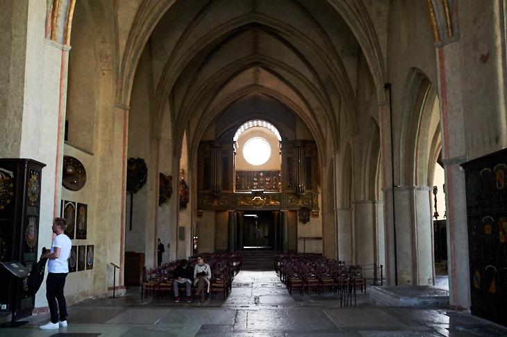 Passagem Gastronômica - Riddarholm Church - Estocolmo