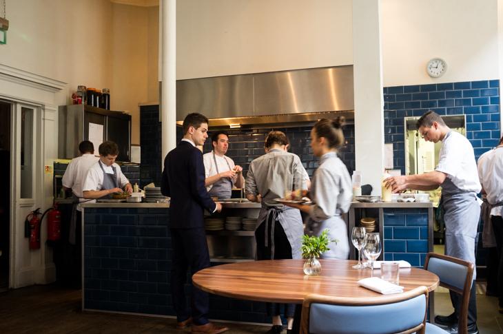 Passagem Gastronômica - Restaurante The Clove Club - Londres
