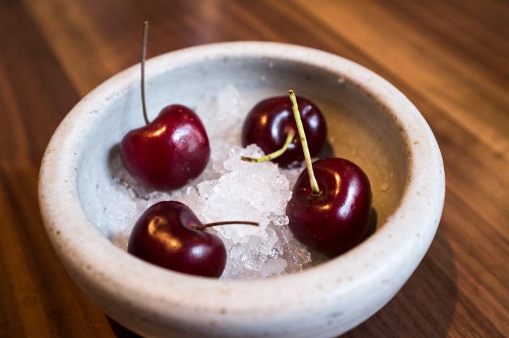 Passagem Gastronômica - Cereja - Restaurante The Clove Club - Londres