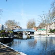 Passagem Gastronômica - Little Venice - Londres