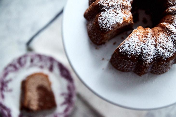 Passagem Gastronômica - Receita de Bolo com Nutella