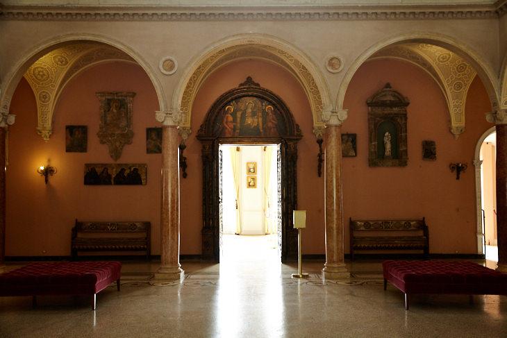 Passagem Gastronômica - Riviera Francesa - Villa Ephrussi de Rothschild
