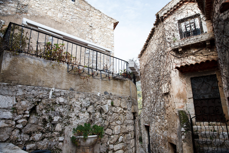 Passagem Gastronômica - Riviera Francesa - Eze