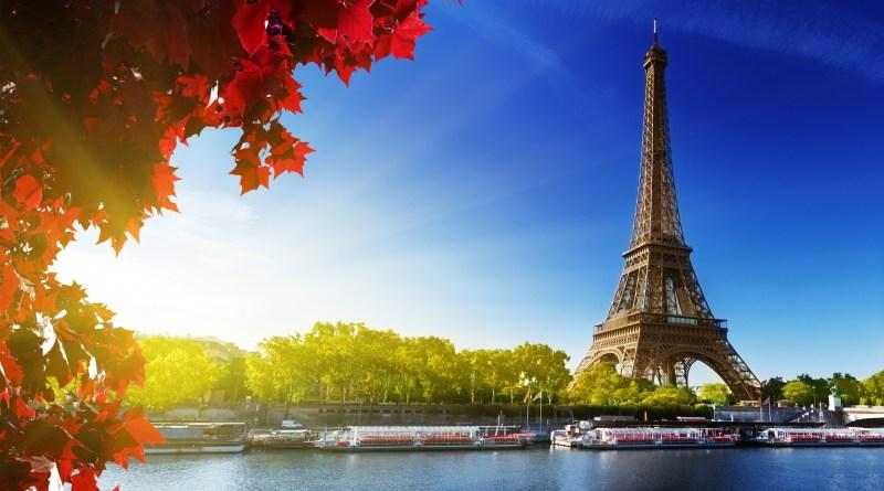 Conhecendo a Torre Eiffel