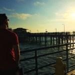 Vídeo de nossa passagem por Santa Monica