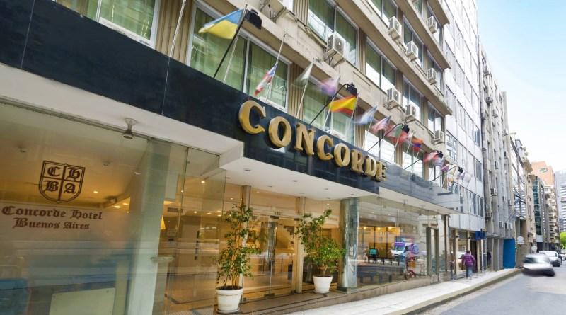 Concorde Hotel em Buenos Aires