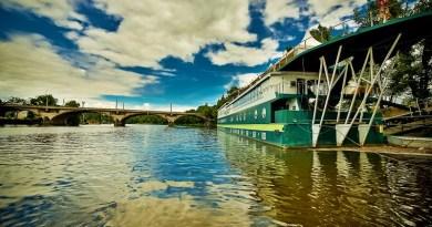 Rohan Boat Prague em Praga na Republica Tcheca