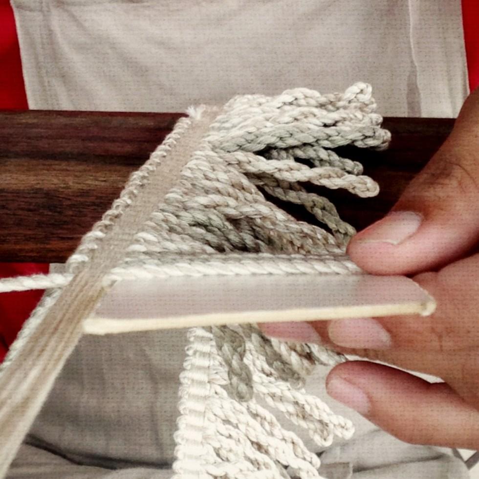 Morrison_Polkinghorne-Passementeries-weaving_bullion_fringe
