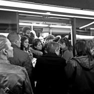 Untitled by ana alvarez adiestroysiniestro, croud, igaddict, instagrammer, instamania, instamood, intransit, iphone5, iphoneart, iphoneonly, iphonesia, iphonographer, iphonography, madrid, metro, metromad, passengers, people, statigram, strangers, subway, tube, underground, webstagram,