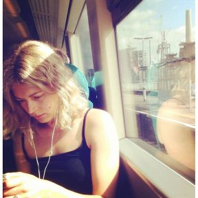 Jesus wants me for a sunbeam by southcoasting batterseapowerstation, blonde, intheyellowglowofthesun, passengers, traingame,