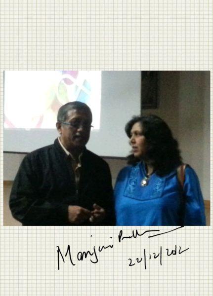 Manjiri Prabhu here remarked she would seriously consider buying the Note 2