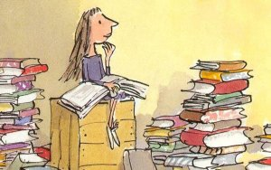 Matilda... a character in a book... Image credit: http://bookfinds.com/blog/wp-content/uploads/matilda.jpg