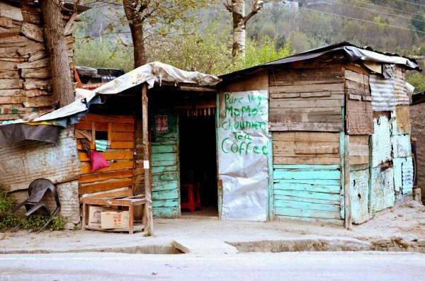 Journey to Kaza - The quaint shacks