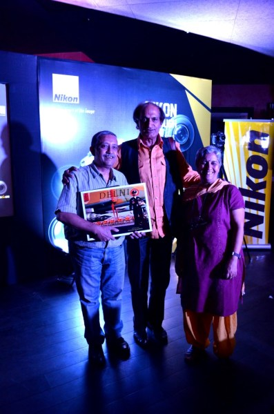 Raghu Rai selecting my picture to be rewarded was an honour...