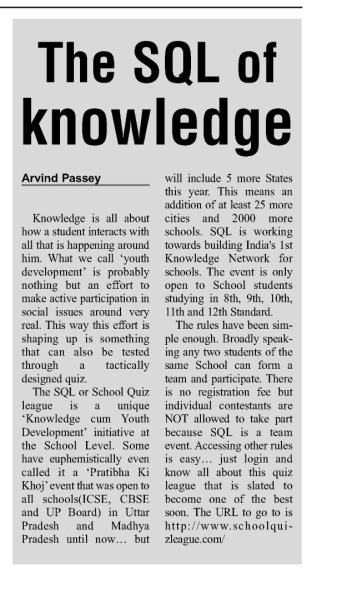 2014_01_27_The Education Post_review_SQL of knowledge (Large)