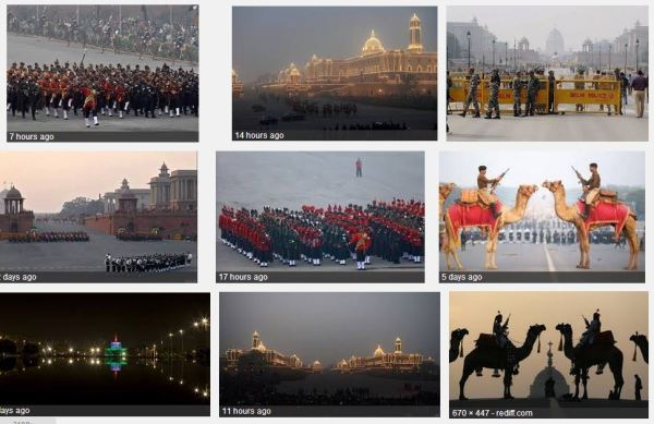 Beating Retreat 2014... picture from Google