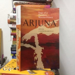 Of wars and a warrior. Review of 'Arjuna'