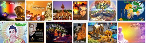 Malaysia. Wesak celebration. Pic credit: Google search.