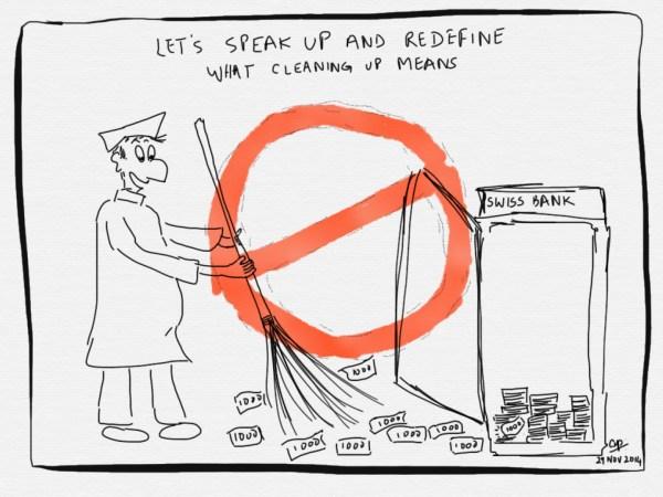 Speak up... and help reimagine a clean India