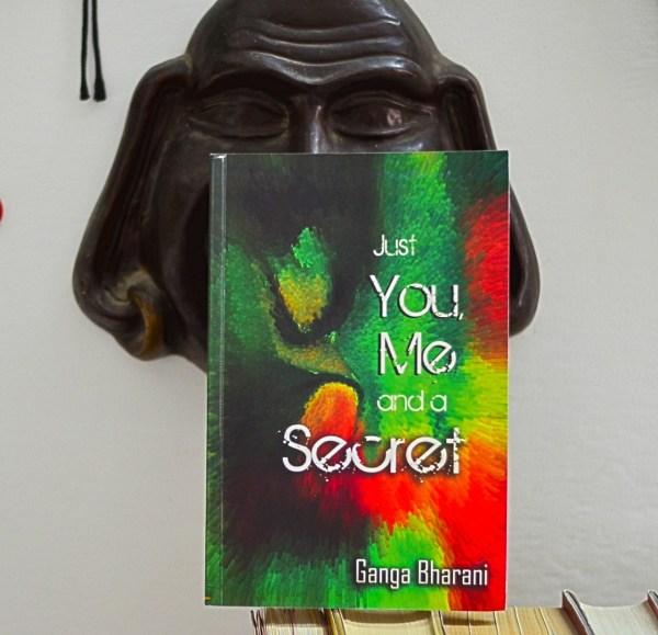 You, me and a secret_Ganga Bharani_book review