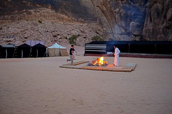 Jordan - the Beduoins. Living like the desert dwellers – The Bedouins