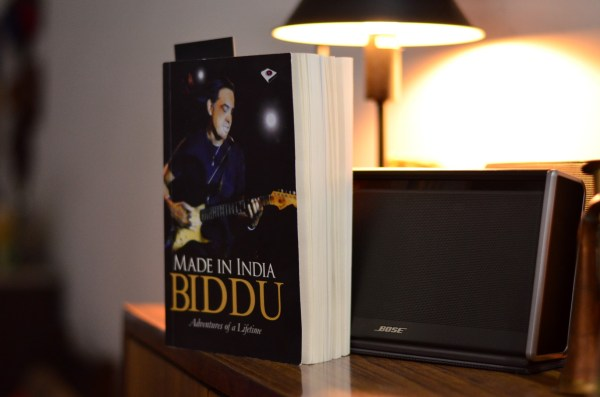 Biddu_Made in India : Adventures of a lifetime