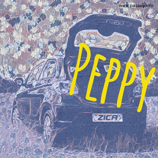 Peppy = derring-do, badinage, funambulist, pepper-upper, zica