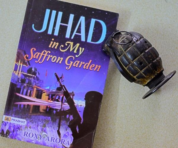 Jihad in my saffron garden - Dr Roxy Arora - Book review