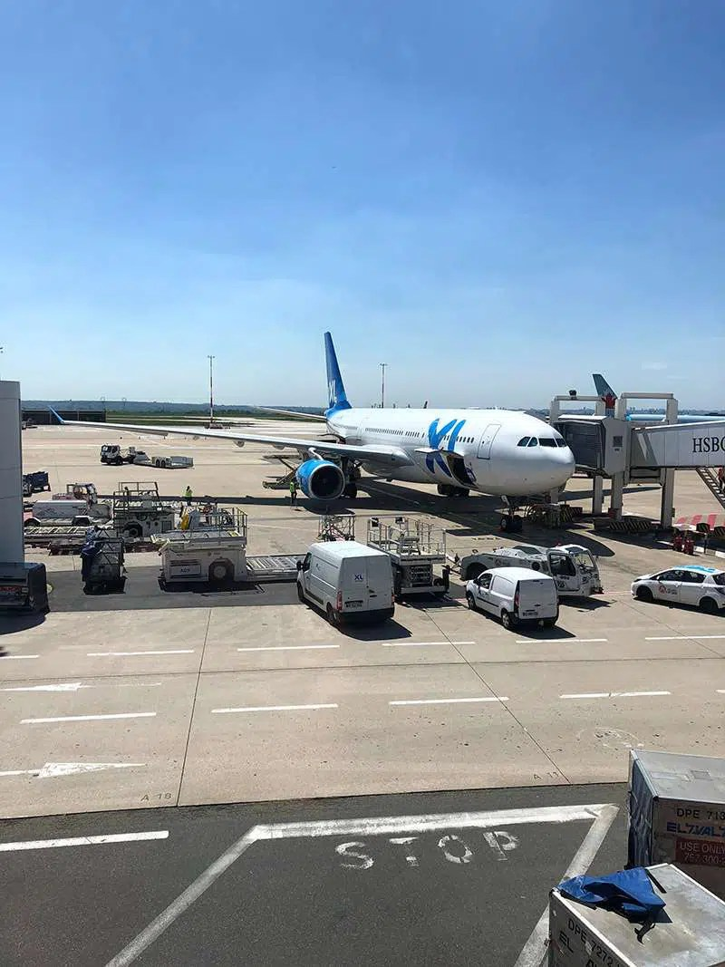 Interieur D'un Avion Xl Airways Partir à New York Avec Xl Airways Mon Avis Complet