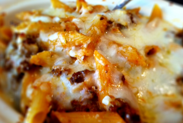 What'S For Dinner? Yummy, Cheap & Easy Baked Ziti! | Passionate