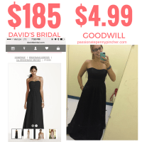 Formal Dresses As Low As $4.99 At Goodwill? Wow ...