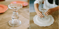 25 Days of Dollar Tree DIY Day 3: Cake Stand | Passionate ...