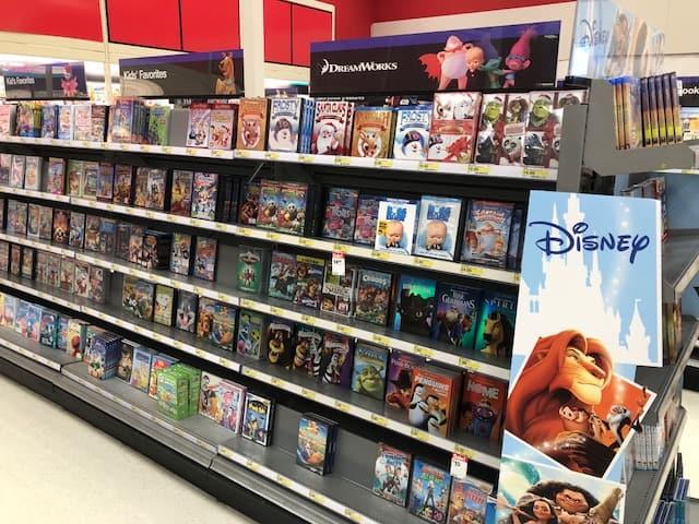cvs dvd movies