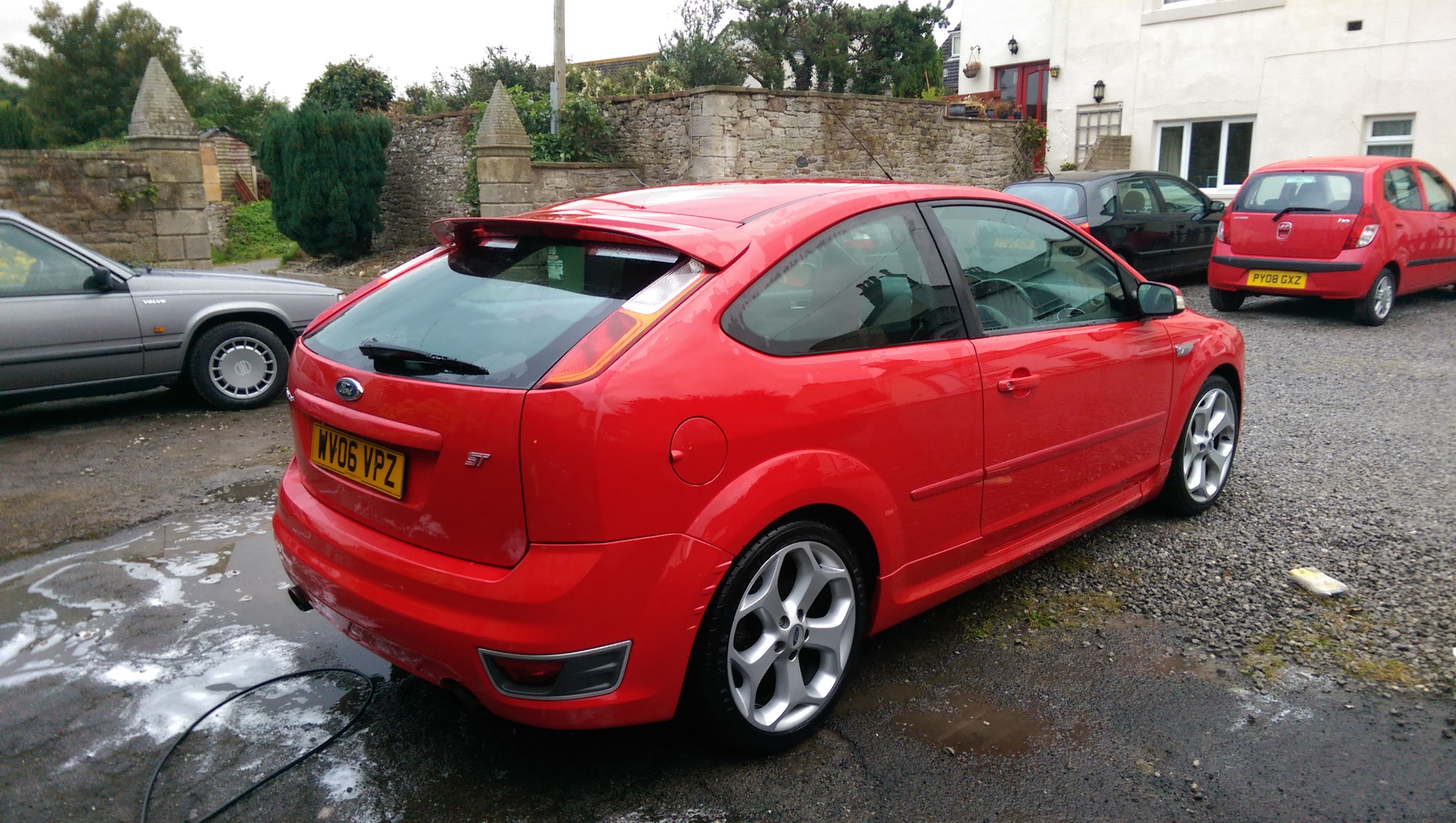 Buy A Ford Focus 2006 Ford Focus St 2 Quick Sale For 4500 Passionford