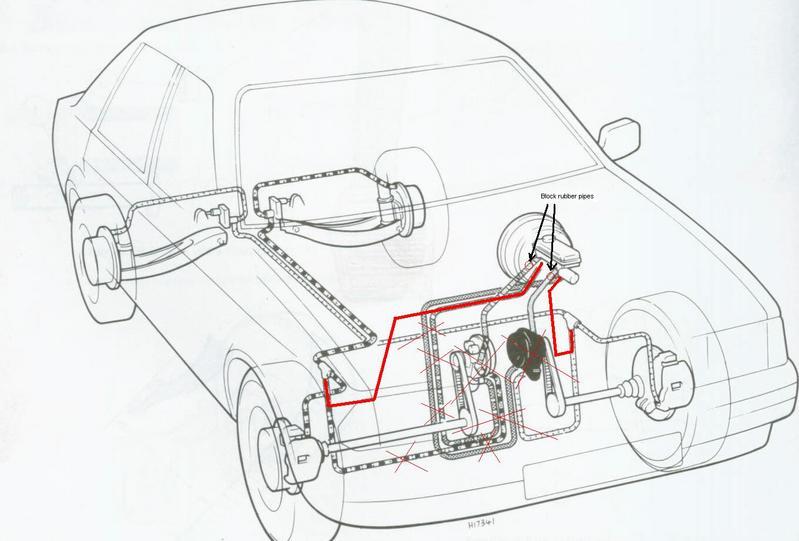 under car diagram