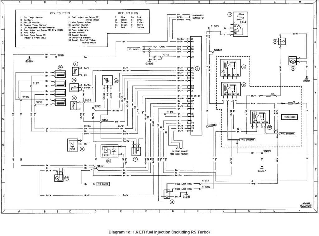 ford 3 0 wiring diagram
