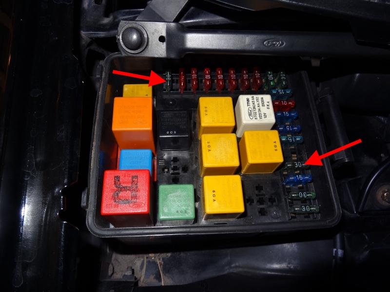 Ford Ka Fuse Box Location Download Wiring Diagram
