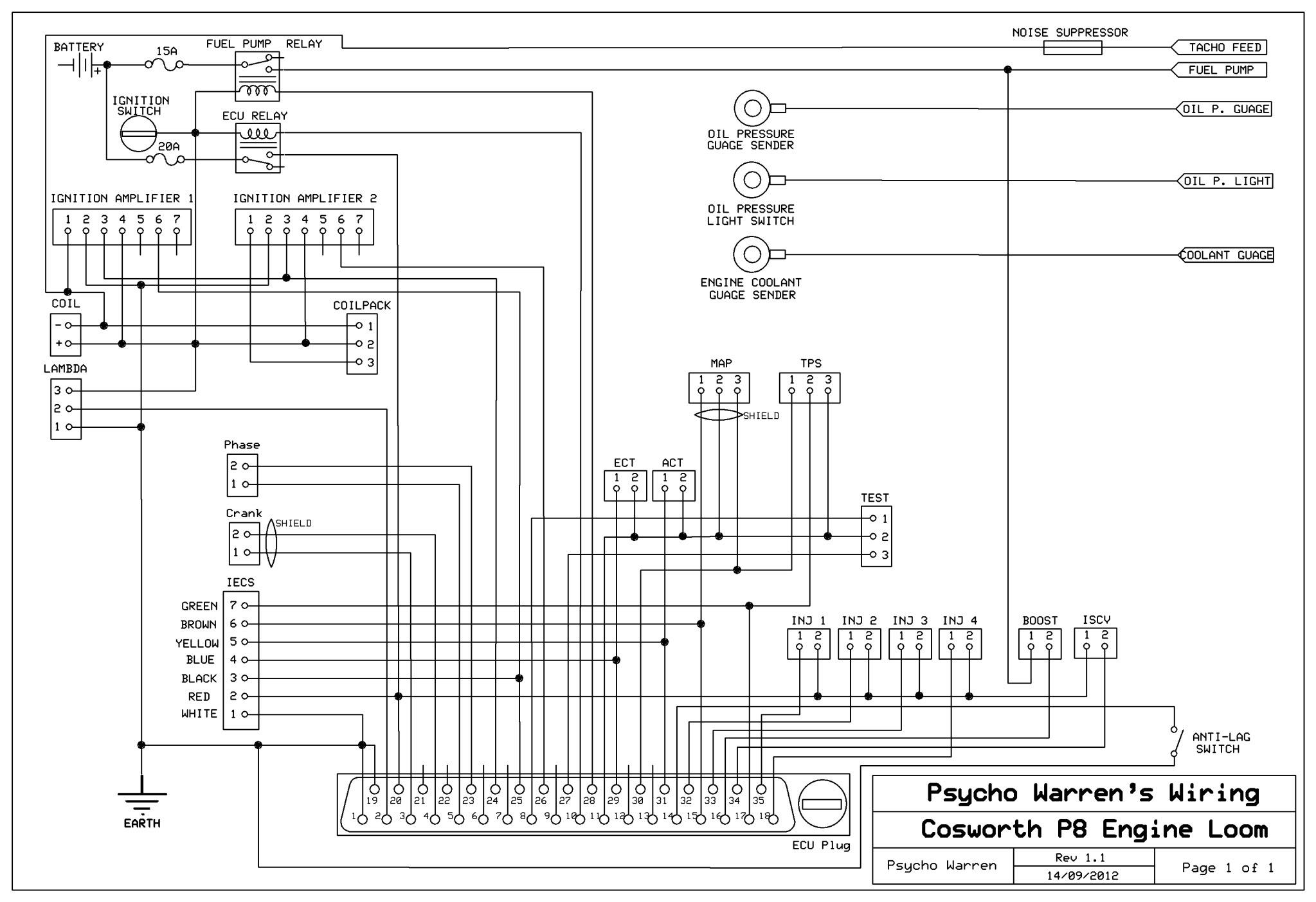 sierra cosworth wiring diagram 30 wiring diagram images
